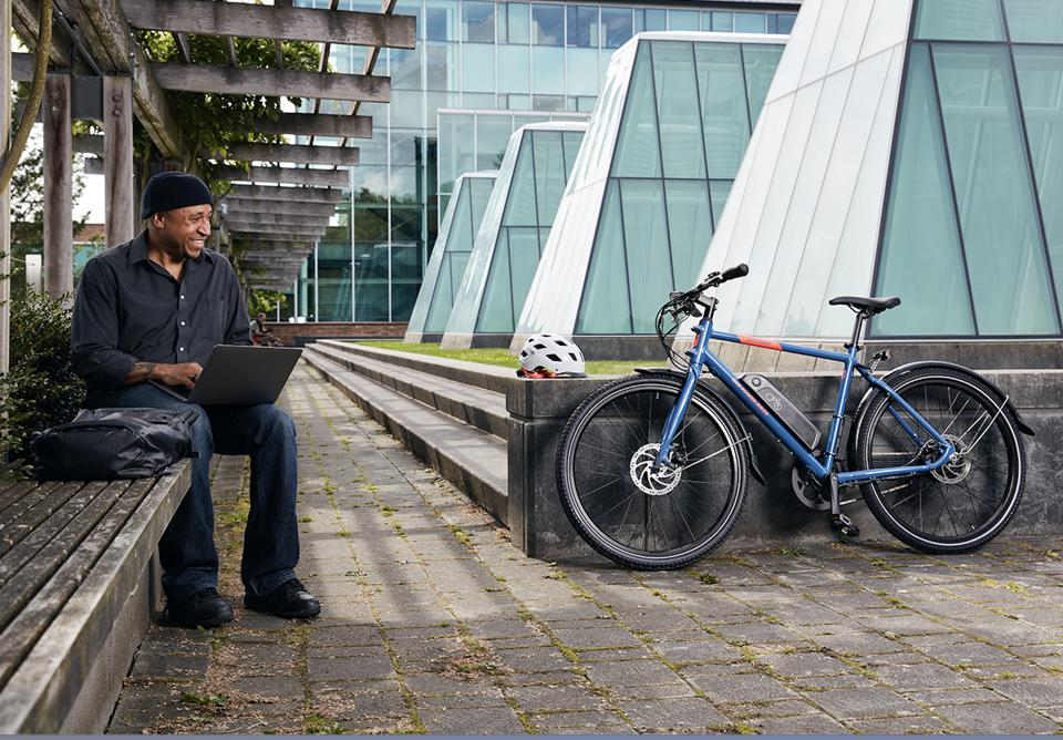 RadMission e-bike