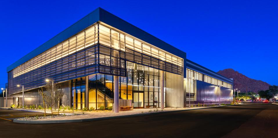 Phoenix Suns Verizon 5G Performance Center