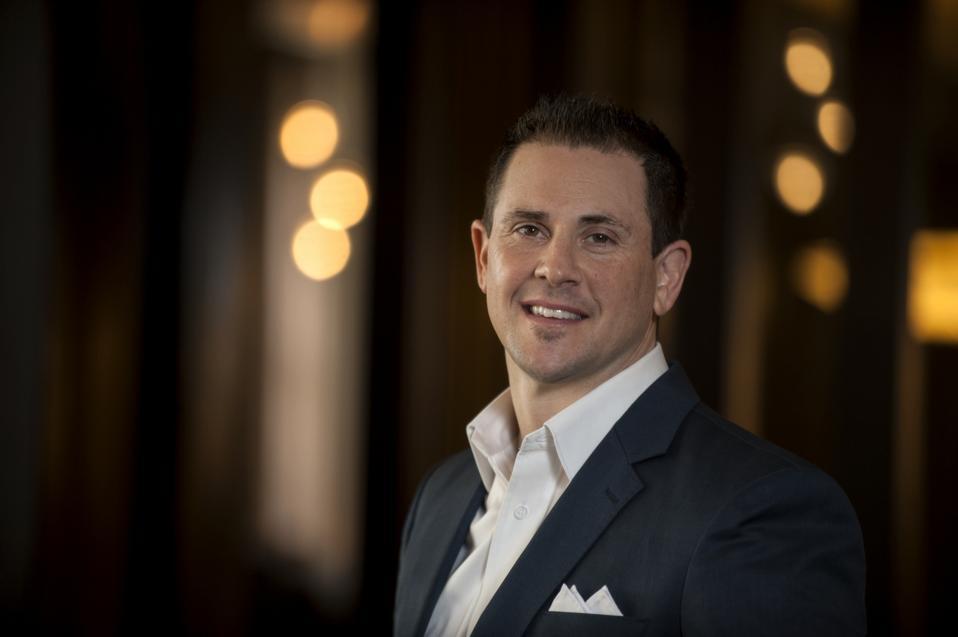 Scott Gingerich, is a senior vice president of Restaurants & Bars at Kimpton.