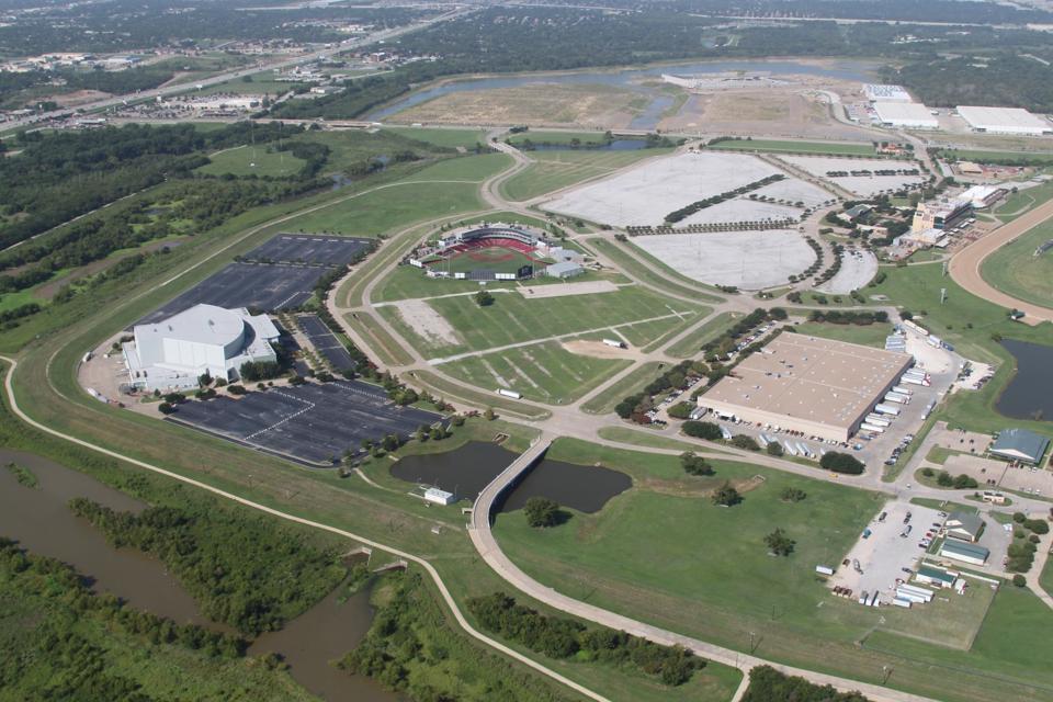 Texas cricket stadium