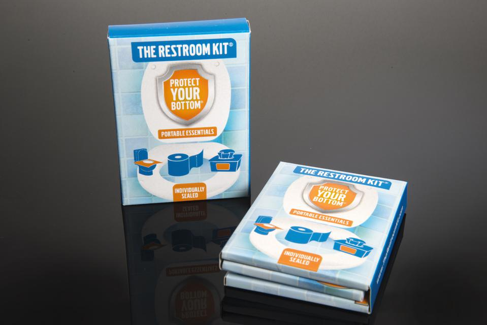 The Restroom Kit is a must when you've got to go on the go.