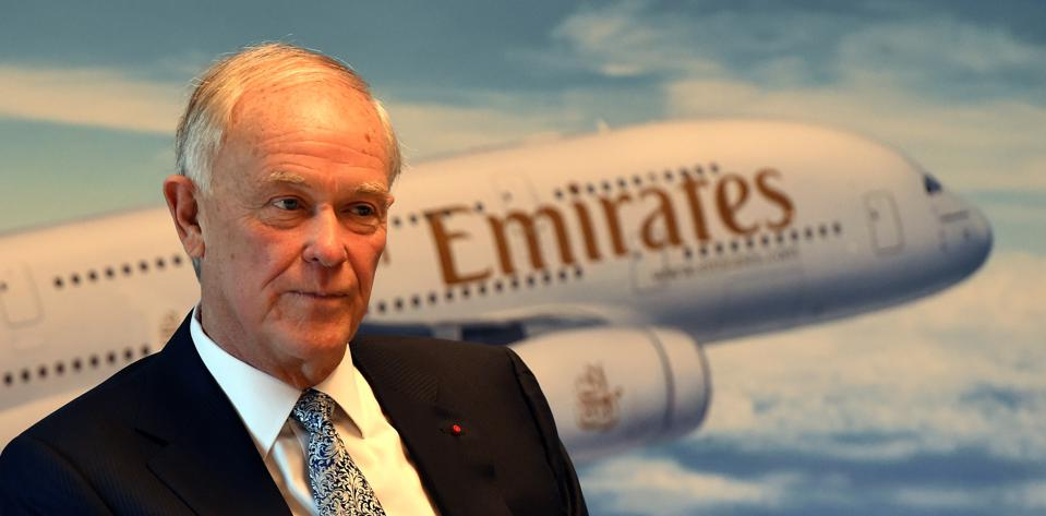 GERMANY-UAE-AIR-COMPANY-EMIRATES AIRLINES