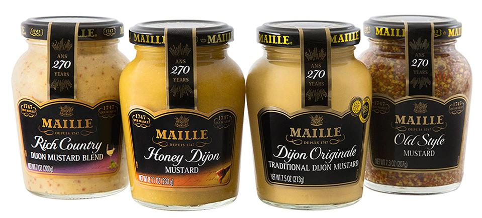 Maille Variety Pack