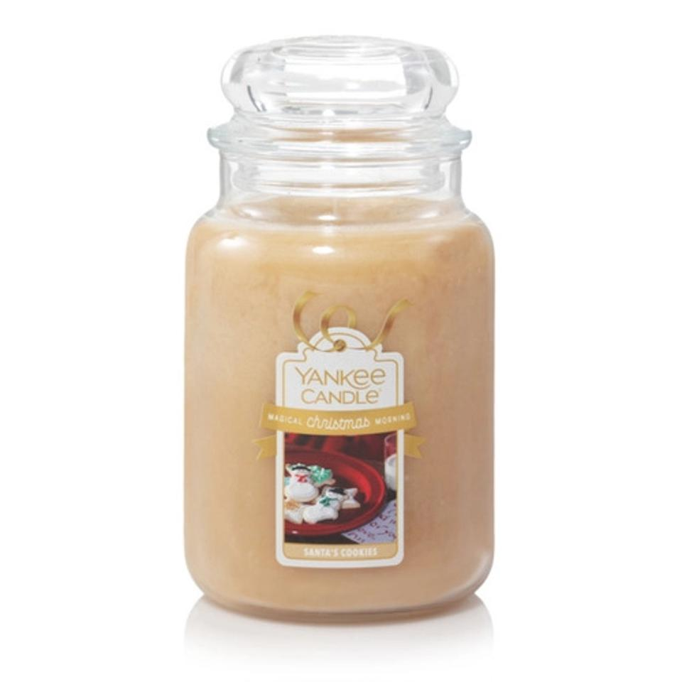 Yankee Candle Magical Christmas Morning Collection: Santa's Cookies