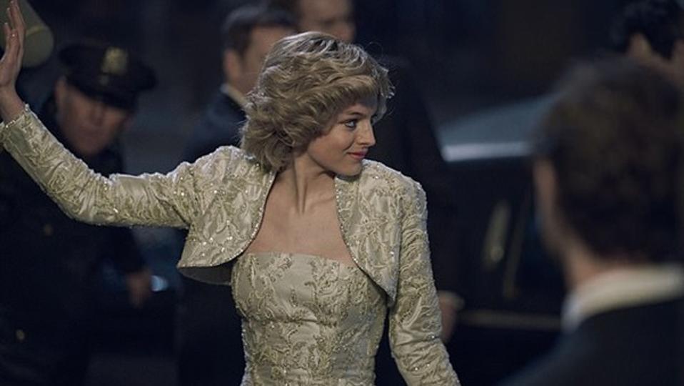 Corrin dazzles a la Princess Diana in Paris