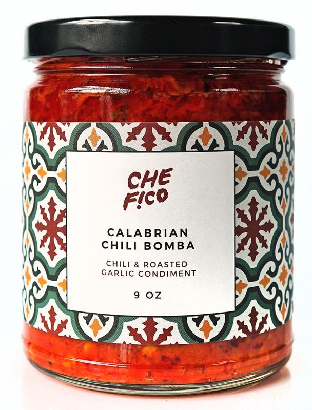 Che Fico Calabrian Chili Bomba
