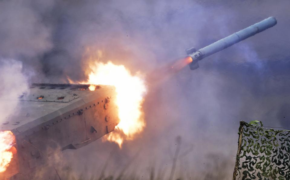 Russian Eastern Military District's 5th combined arms army holds exercises in Primorye Territory