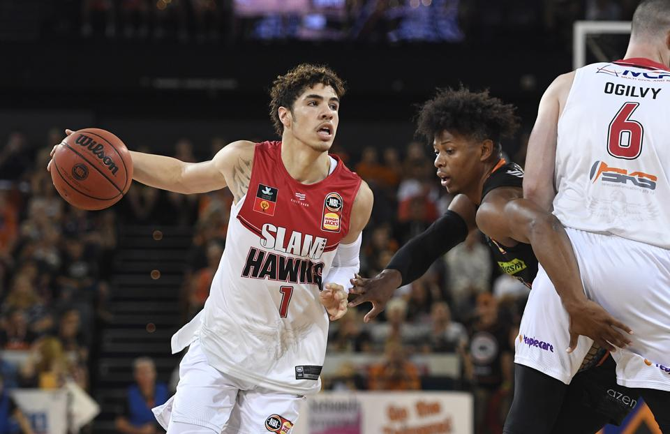 Lamelo Ball Could Forever Change How Nba Prospects Prepare For Their Pro Careers