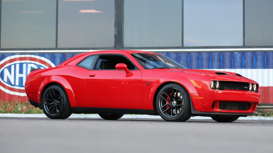 The 2020 Dodge Challenger is eligible for a rebate of $10 per horsepower (as much as $7,170) as part of the automaker's Black Friday promotion.