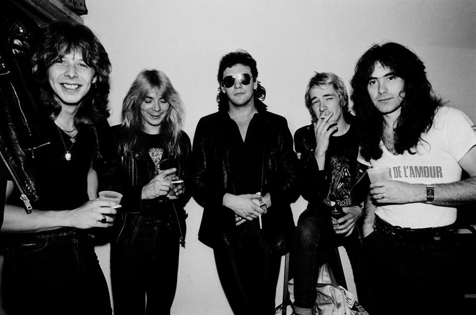 Iron Maiden, 1981