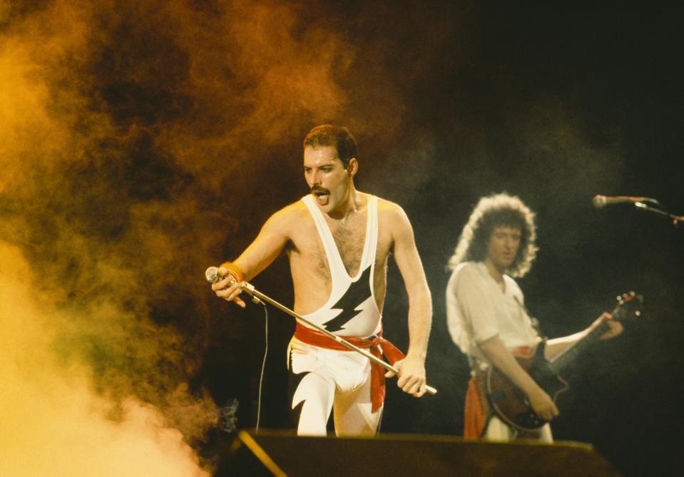 Queen, Rock in Rio, 1985