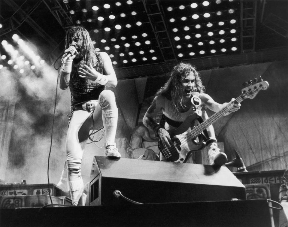 Iron Maiden, Rock in Rio, 1985