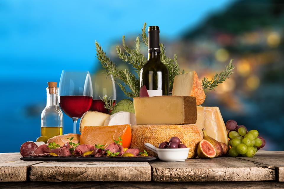 Various types of italian cheesesSavoring its regional cheeses is the next best thing to a trip to Italy.
