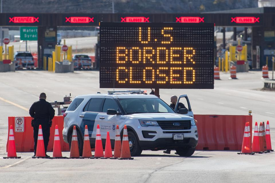 Canada U S Border To Stay Closed Until At Least December 21