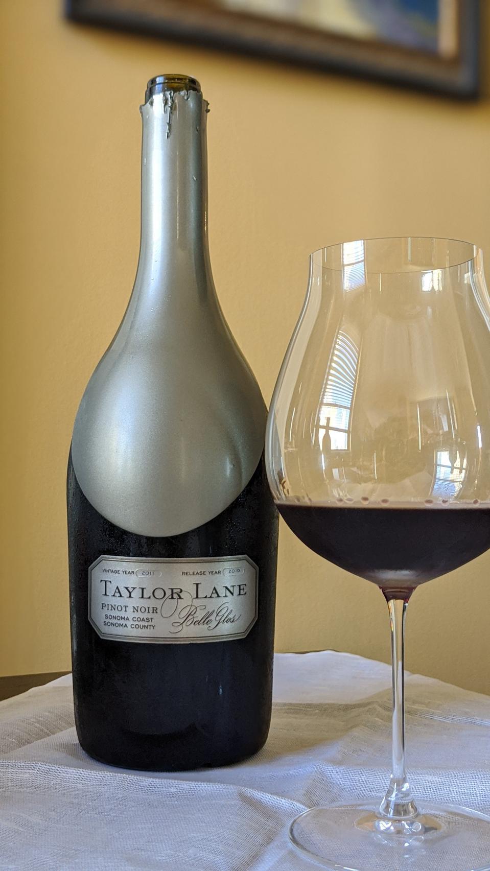 2011 Belle Glos, 'Taylor Lane Vineyard'