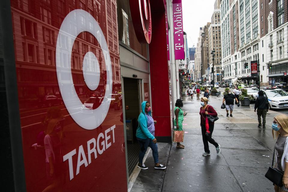 Target earnings small format stores