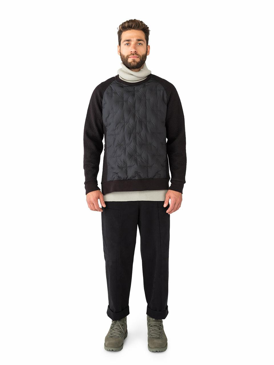 Find Holden's Down Crew Sweater and other high-end, sustainable pieces at Future Proper, the first online boutique for premium men's activewear brands.