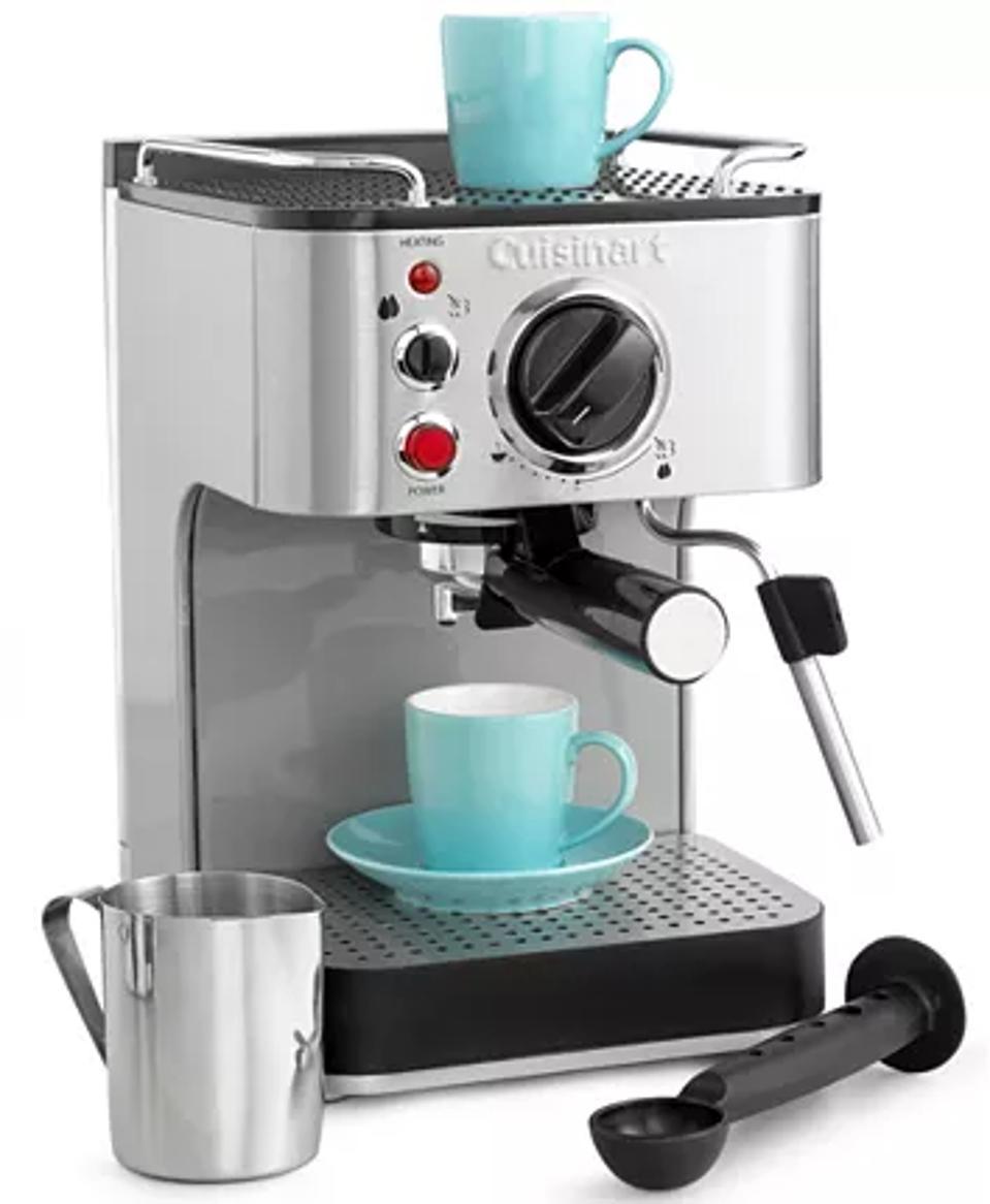 Cuisinart EM-25 Espresso Defined™ Espresso, Cappuccino, Latte Machine