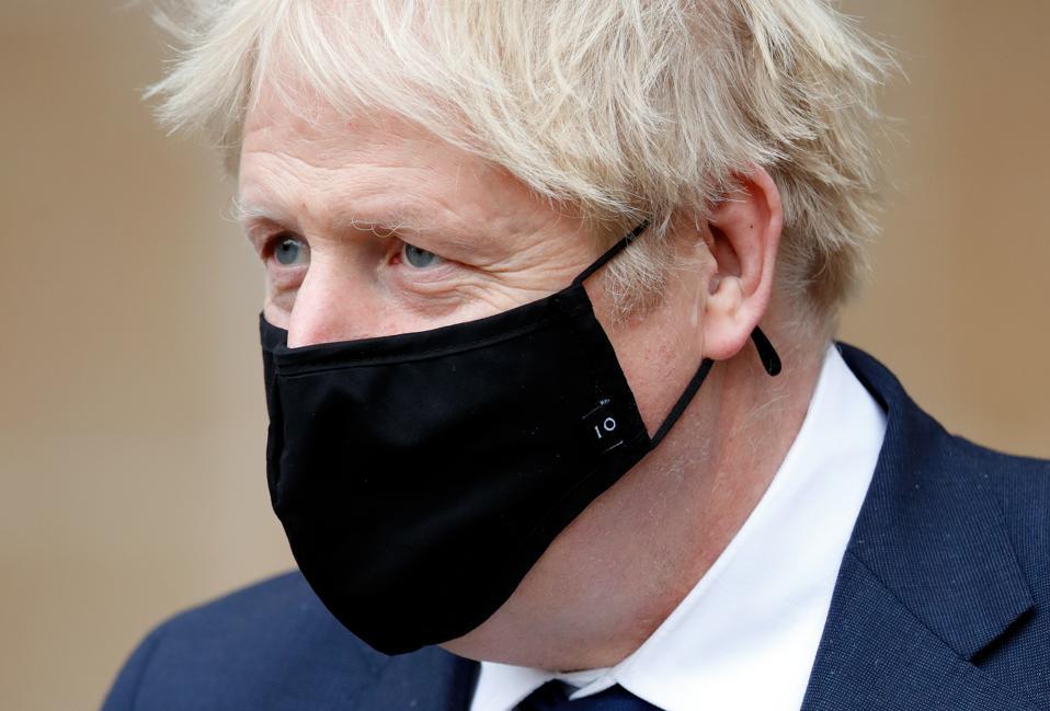Prime Minister Boris Johnson announced plans to establish a U.K. Space Force