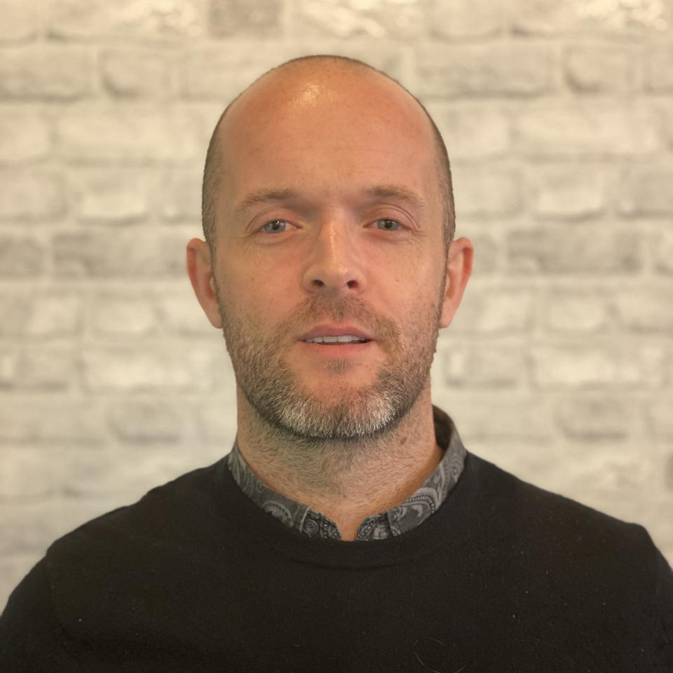 Image of Dan Beasley, Co-founder, Viker