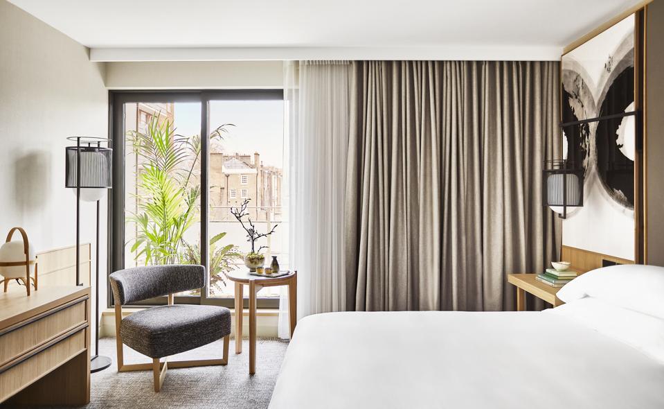 new london hotels 2020 nobu portman square