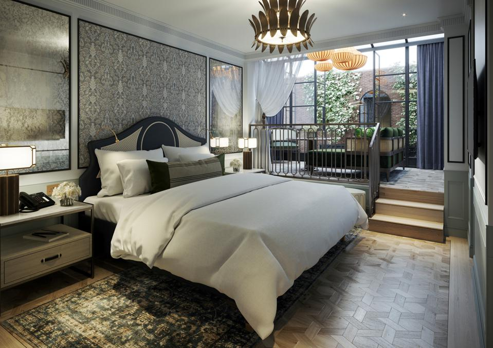 new London hotels 2020 The mayfair townhouse
