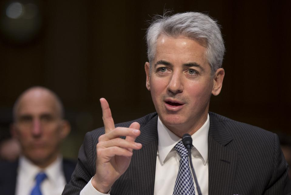 Bill Ackman, Founder and CEO of Pershing Square Capital Management. Stock market, stocks