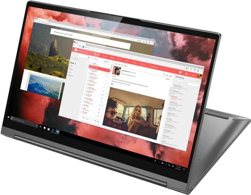 Lenovo Yoga C940 2-in-1 14″ Touch-Screen Laptop