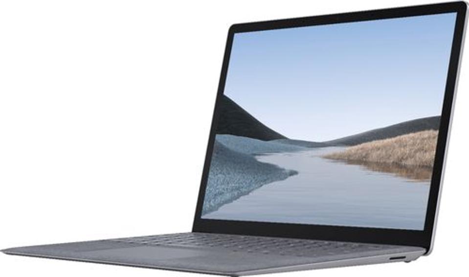 Microsoft Surface Laptop 3 Opened