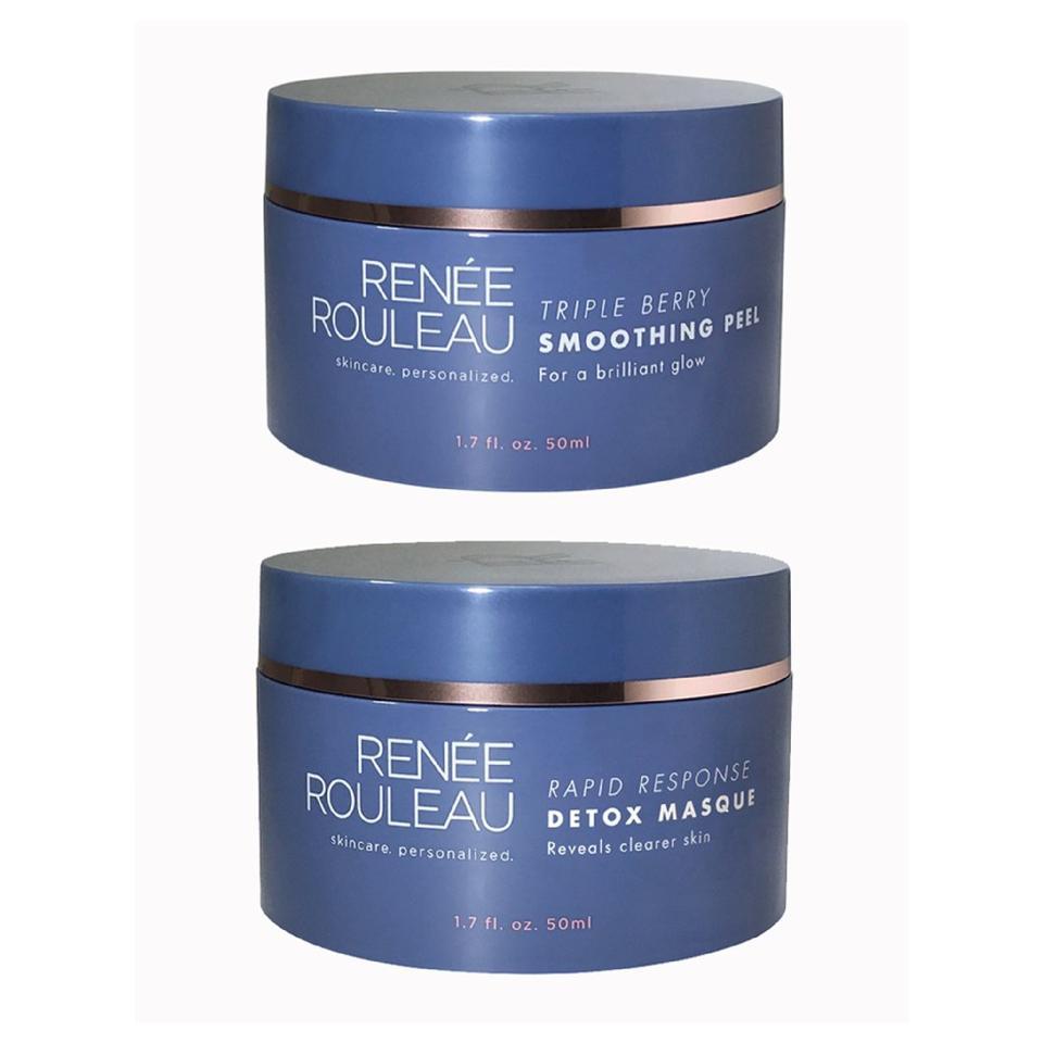 Renée Rouleau Rapid/Peel Duo