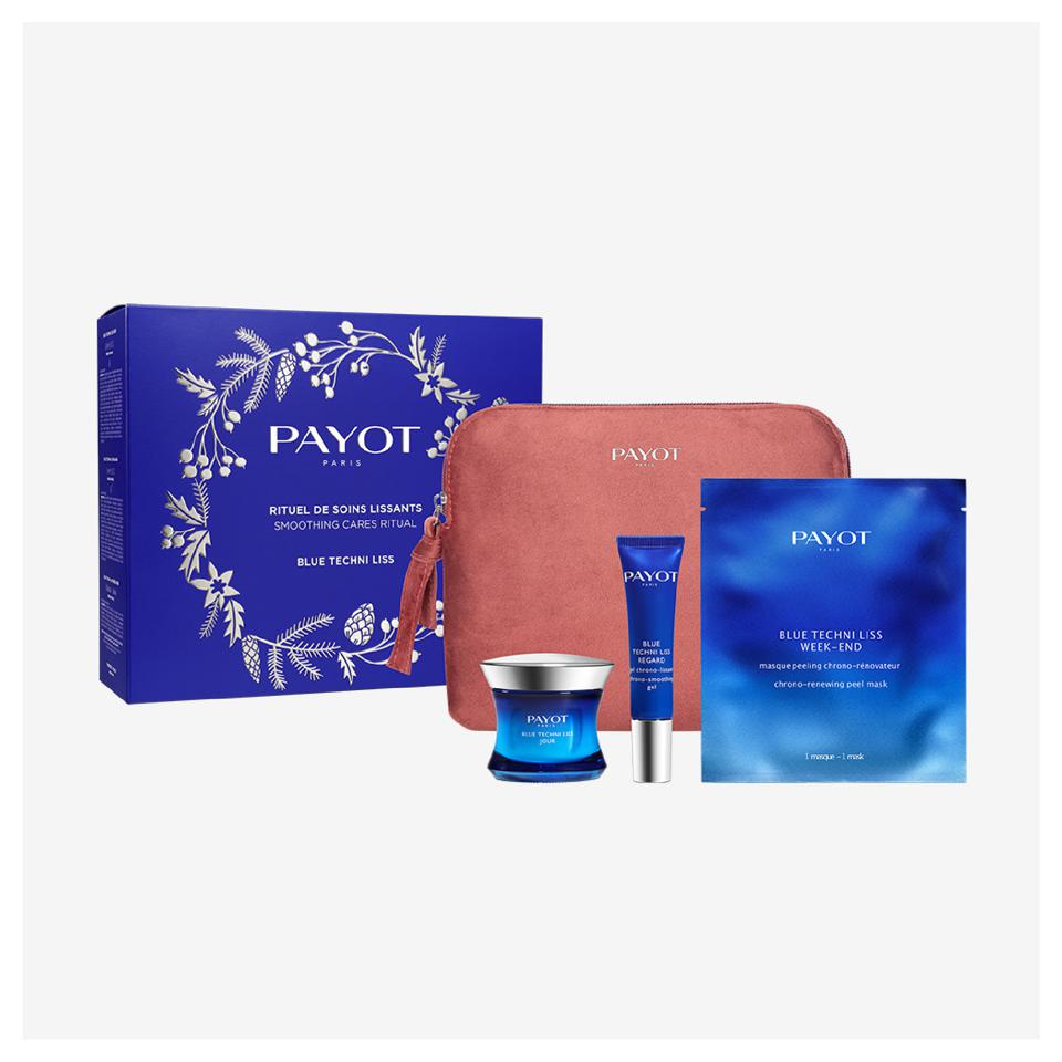 Payot Blue Techni Liss Holiday Set