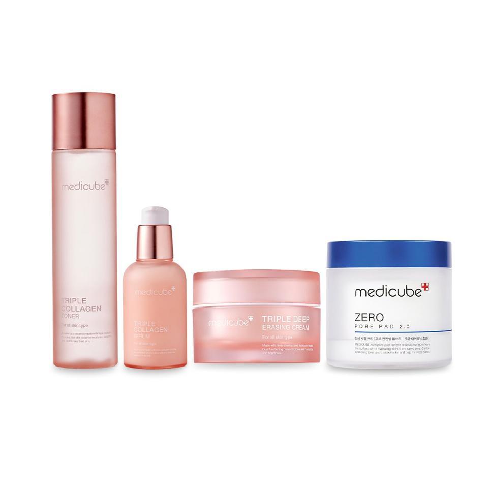 Medicube Collagen Booster Set