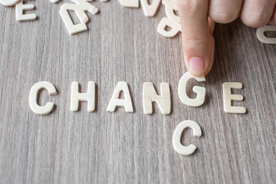 Change, Not Chance
