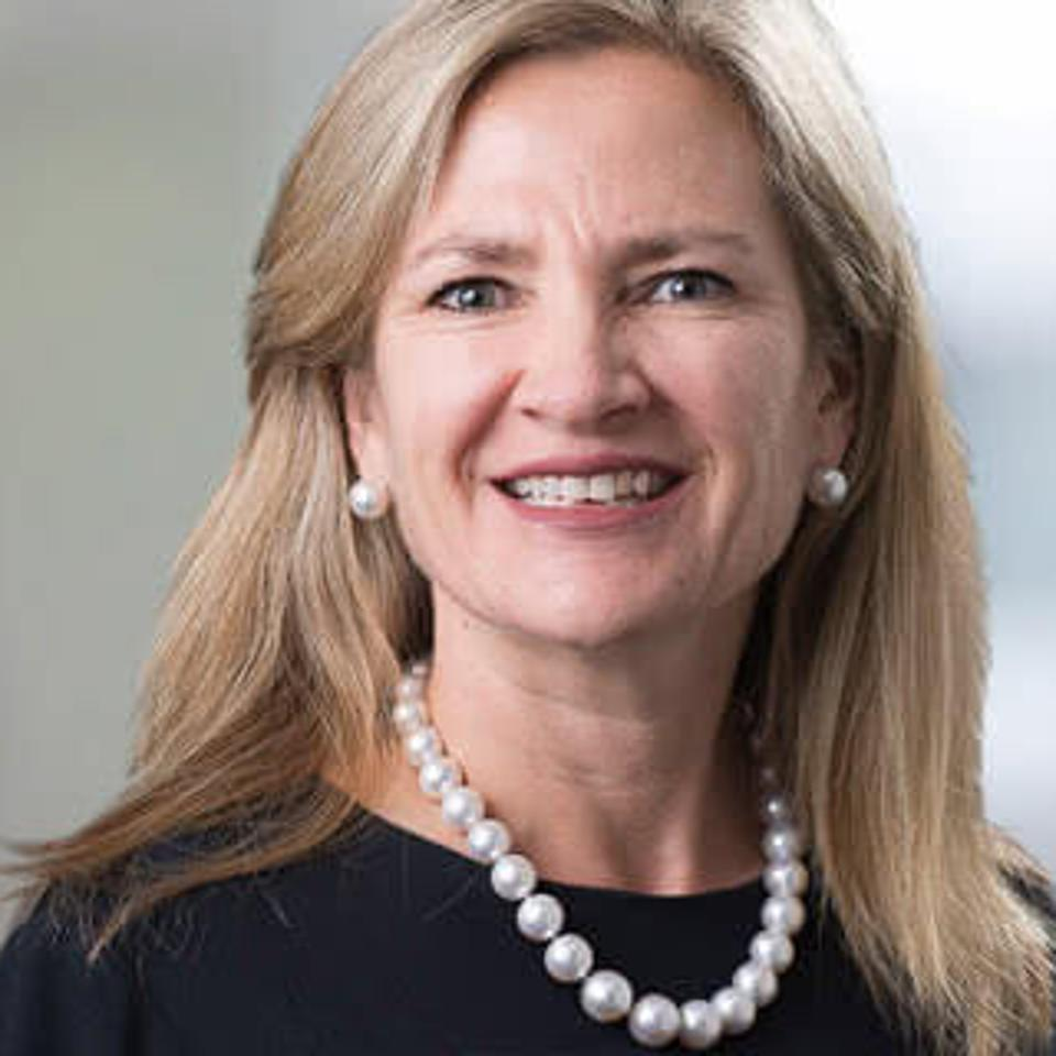 Sue Savage, CFO of Blue Yonder
