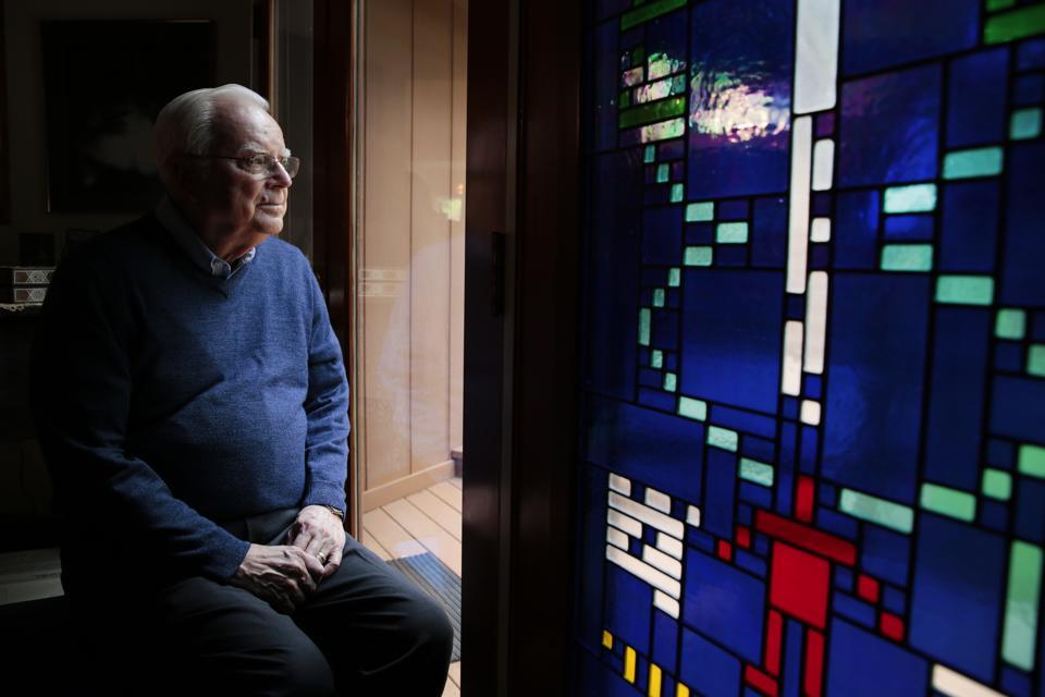 Dr. Frank Drake,  the founder of SETI
