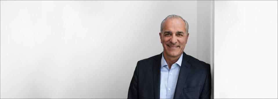 Peter Hochholdinger leads Lucid Motors global manufacturing.