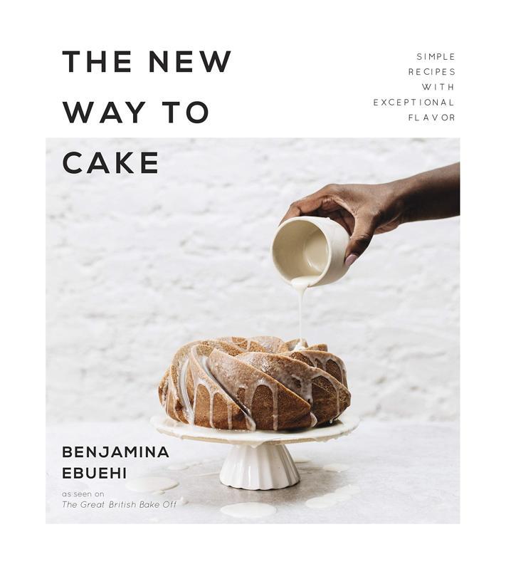 New Way With Cake, Benjamina Ebuehi