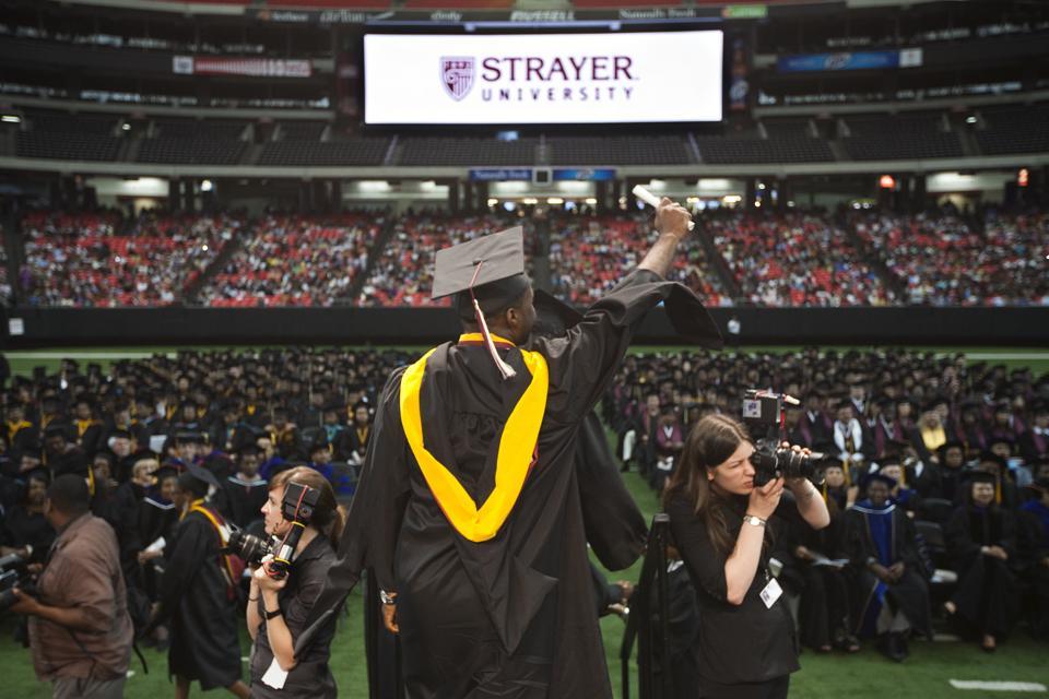 Strayer University Adult Education