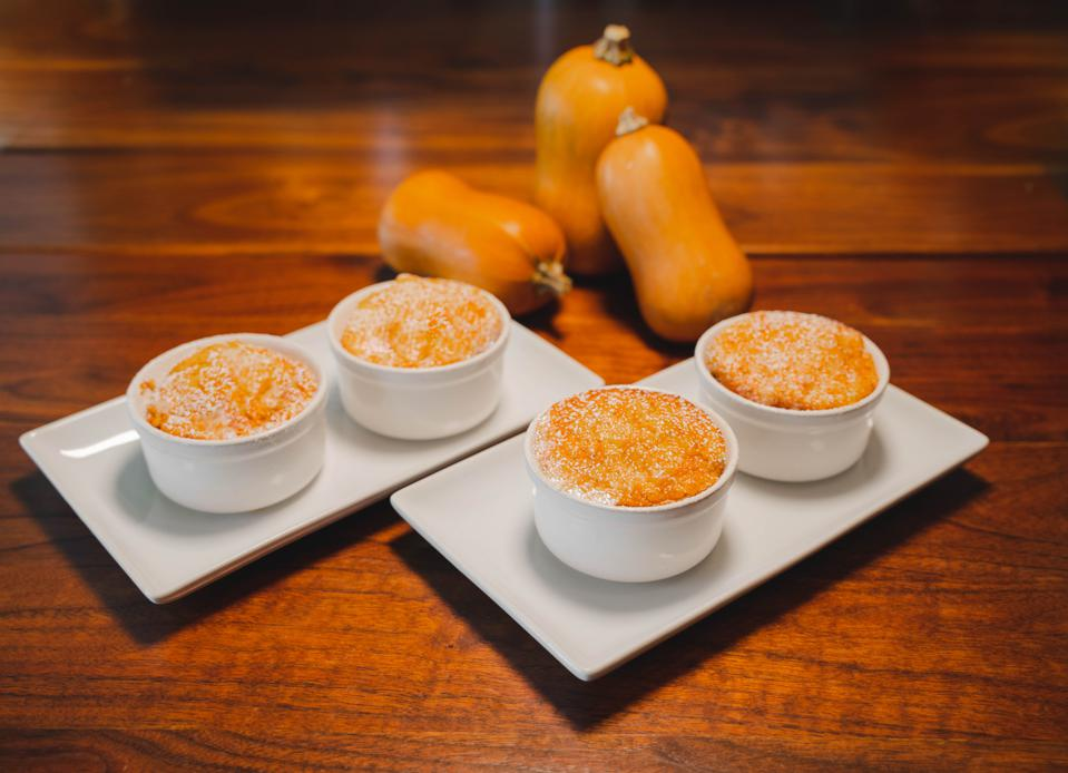 Cannabis Infused Sweet Potato & Butternut Squash Soufflé For Thanksgiving