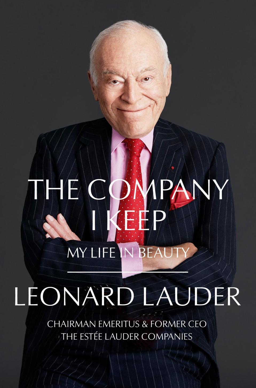 leonard lauder memoir