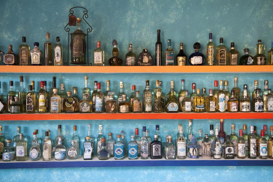Mister Tequila tasting gallery