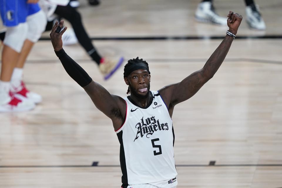 Dallas Mavericks v Los Angeles Clippers - Game Five
