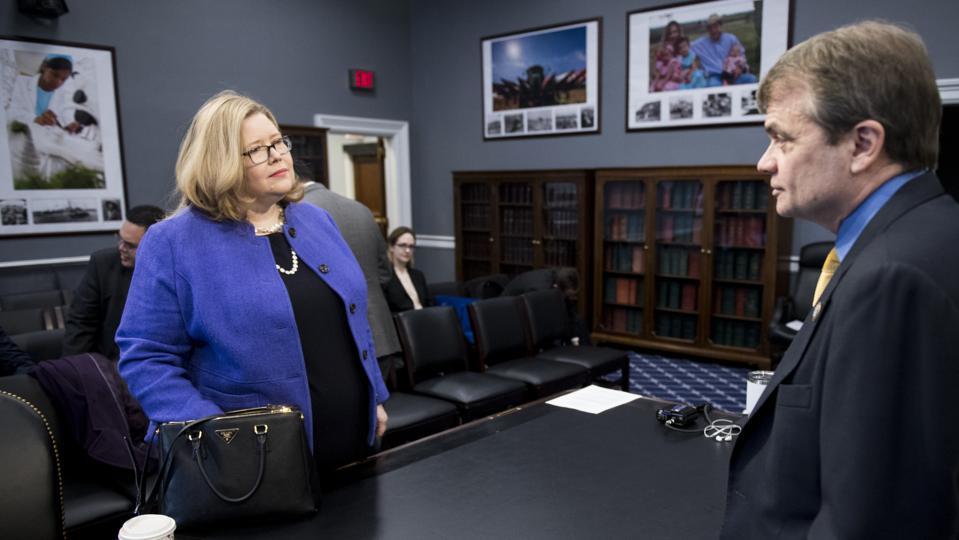 GSA Oversight Hearing