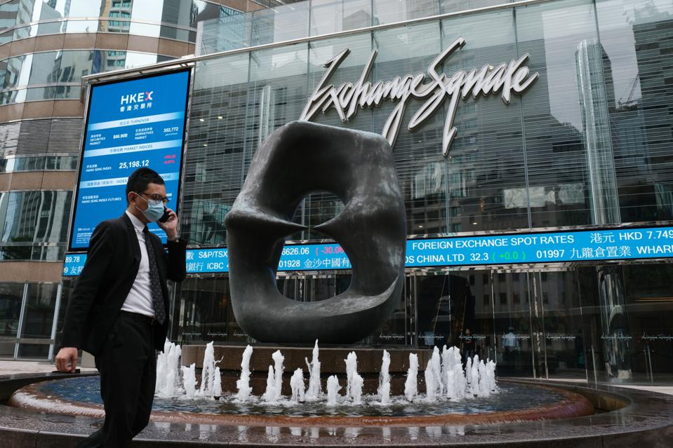 Hong Kong Exchanges & Clearing Ltd. Rides Trading, IPO Surge to Record Profit