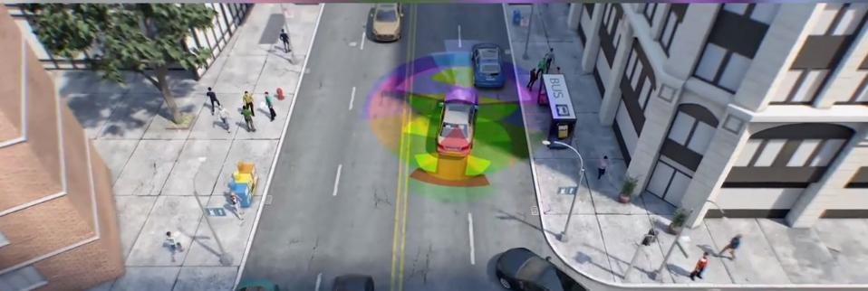 Mobileye true redundancy for automated driving