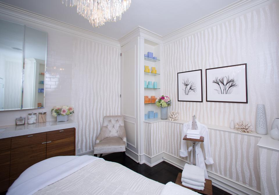 Kate Somerville Clinic Treatment Room