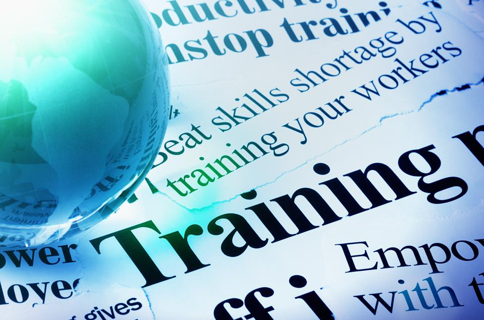 Workplace training upskilling SAP