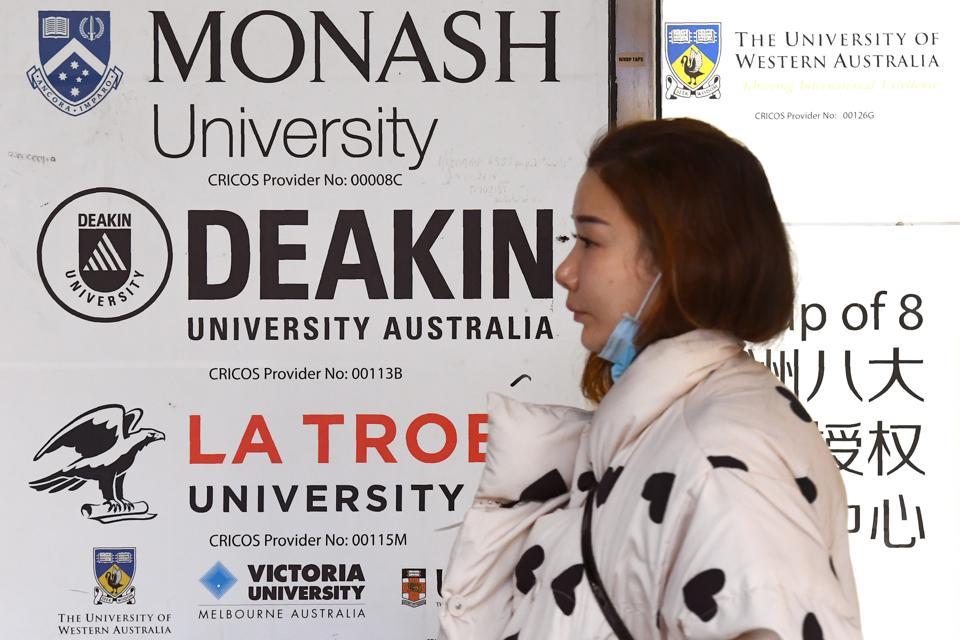 AUSTRALIA-CHINA-UNIVERSITY-STUDENTS-RACISM