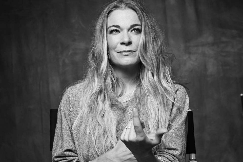 LeAnn Rimes releases new record 'CHANT: The Human & The Holy