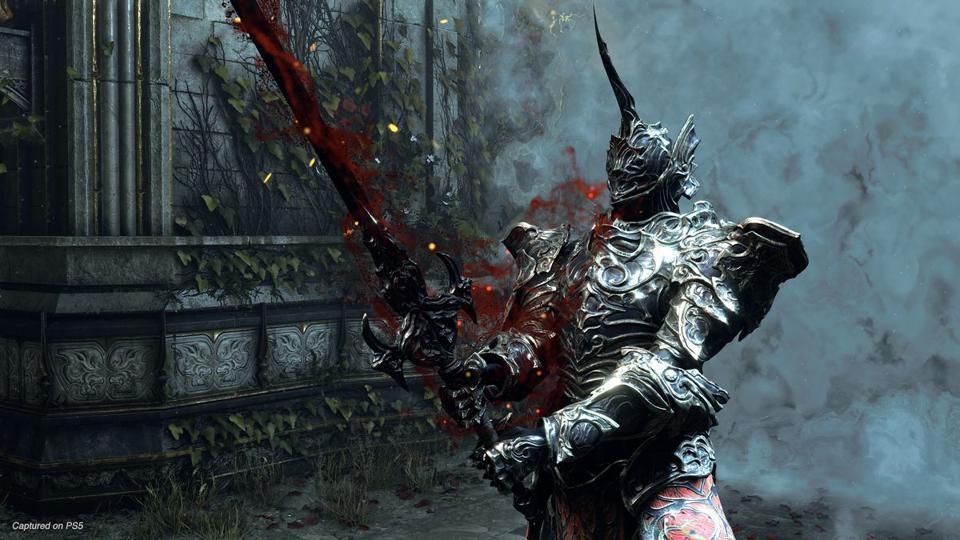 Demon's Souls door penetrator set